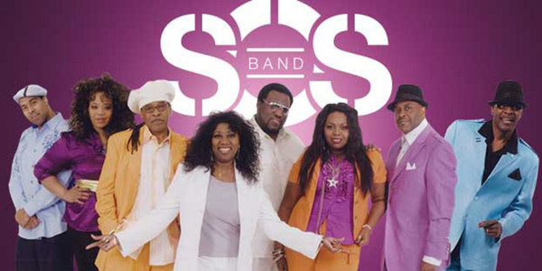 Twin Cities get ready for the S.O.S Band Sept. 1st
