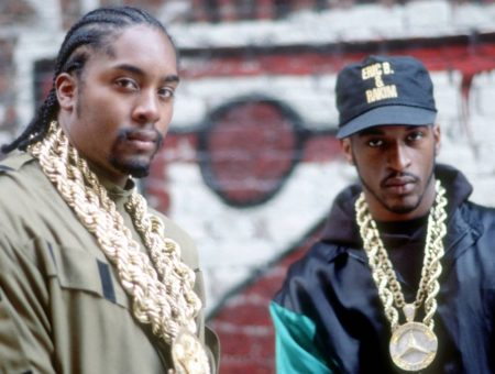 Eric B. & Rakim Name Their Top 5 Hip Hop Songs Ever
