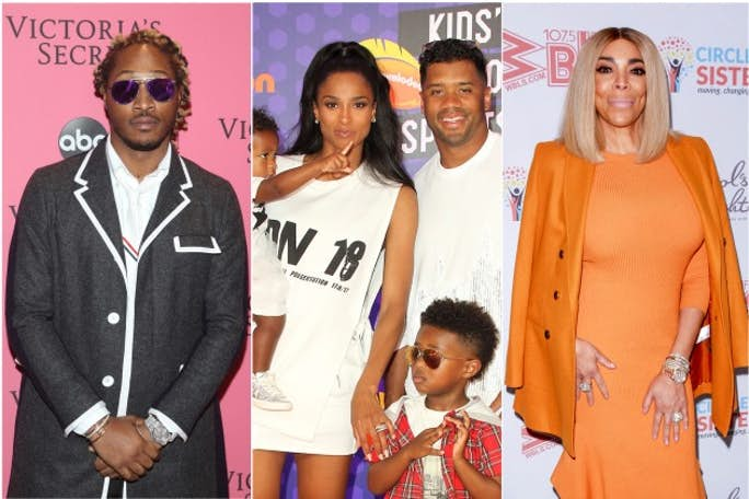Future Breaks Down His Issues With Ciara, Russell Wilson & Wendy Williams