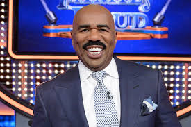 Steve Harvey Hilariously Replies To Mustache-Grooming Viral Video